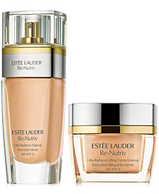 Estée Lauder Re-Nutriv Makeup Collection