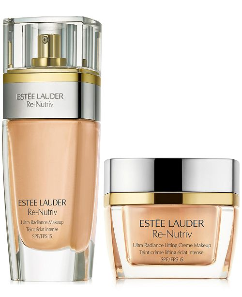 Estee Lauder Re-Nutriv Makeup Collection