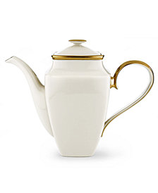 Lenox Eternal Square 40-oz. Coffeepot