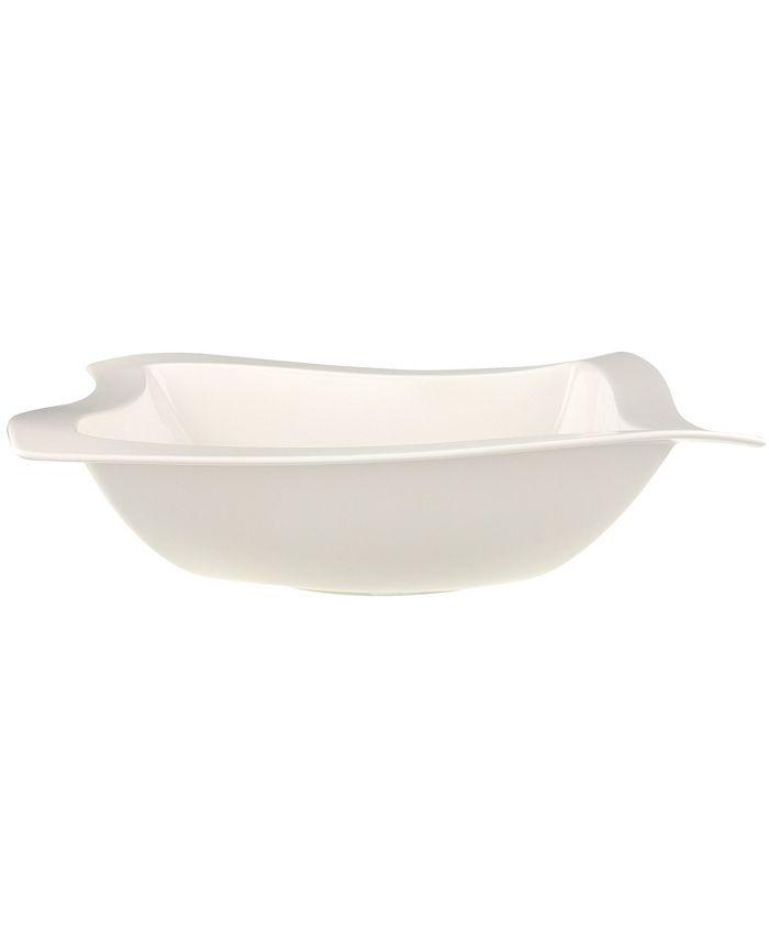 "Villeroy & Boch - ""New Wave"" Square Salad Bowl"