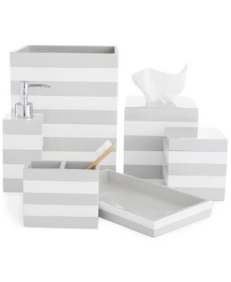 Kassatex Cabana Bath Accessories Collection