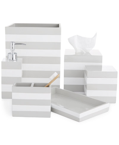 Kassatex Cabana Bath Accessories Collection. Kassatex Cabana Bath Accessories Collection   Bathroom Accessories