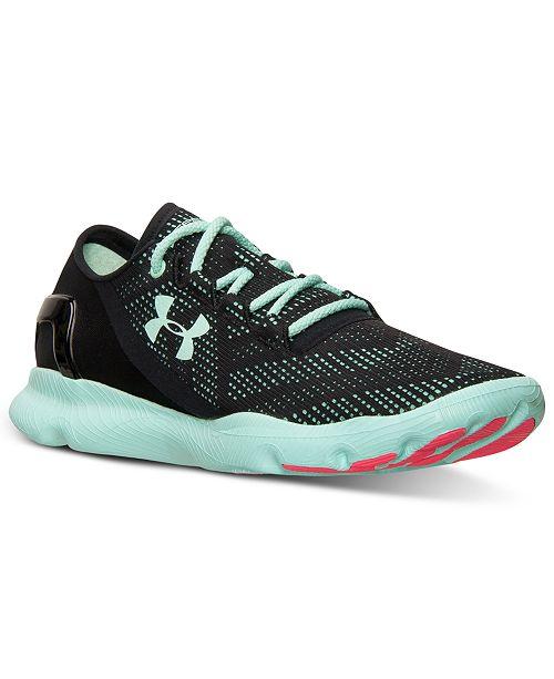 pretty nice ddca5 838af Under Armour Women's Speedform Apollo Vent Running Sneakers ...