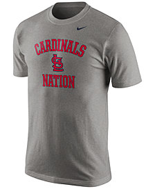 Nike Men's St. Louis Cardinals Local Phrase T-Shirt