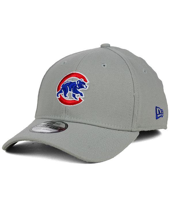 New Era Chicago Cubs Core Classic 39THIRTY Cap