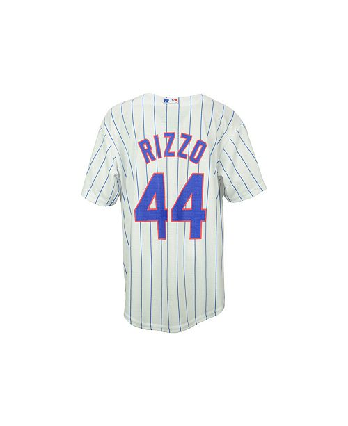 5c57a1c63 Majestic Anthony Rizzo Chicago Cubs Replica Jersey