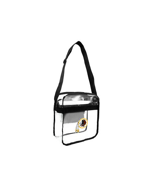Little Earth Washington Redskins Clear Ultimate Carryall