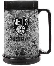 Memory Company Brooklyn Nets 16 oz. Freezer Mug