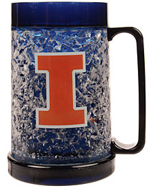 Memory Company Illinois Fighting Illini 16 oz. Freezer Mug