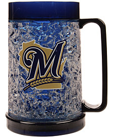 Memory Company Milwaukee Brewers 16 oz. Freezer Mug