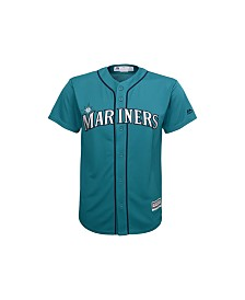 Majestic Seattle Mariners Replica Jersey, Big Boys