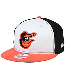 Baltimore Orioles 2-Tone Link 9FIFTY Snapback Cap