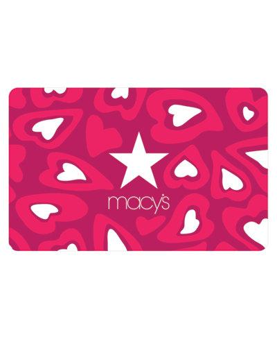 I love you gift e gift card gift cards macys i love you gift e gift card negle Image collections