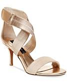 STEVEN by Steve Madden Vaale Dress Sandals Womens Shoes