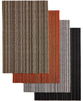 Chilewich Skinny Stripe Utility Floor Mat, 24