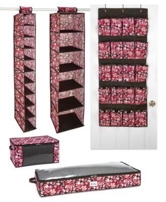 CLOSEOUT Isaac Mizrahi 5Piece Storage Set Cleaning