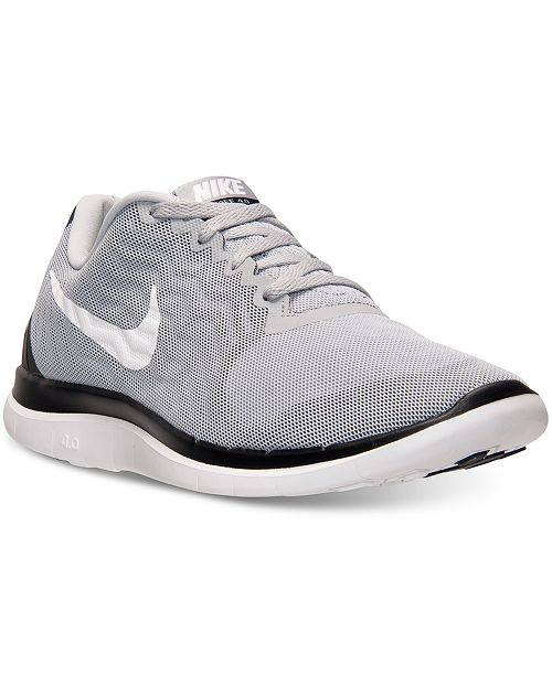 Nike Men's Free 4.0 V5 Running Sneakers From Finish Line