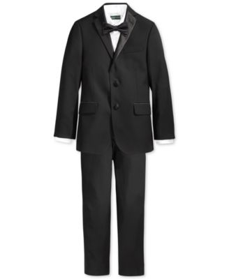 This Item Is Part Of The Lauren Ralph Lauren Tuxedo Suit, Big Boys