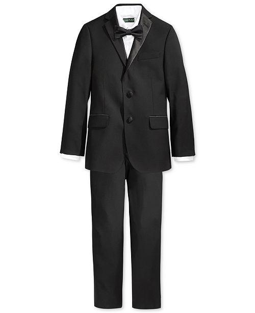 Lauren Ralph Lauren Tuxedo Suit, Big Boys