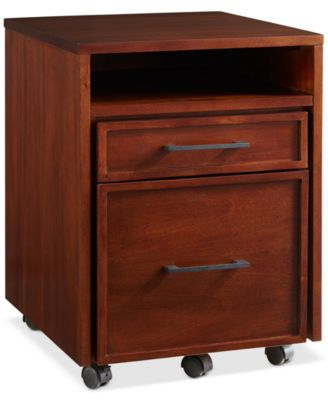 battery park home office 2 drawer file chest cabinet - furniture