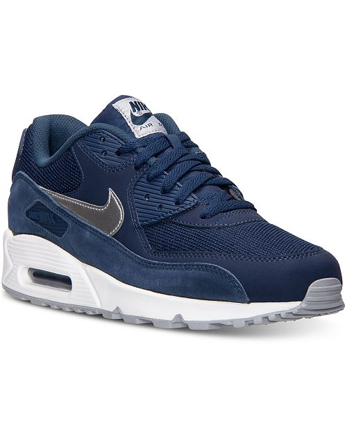 ... Nike Men s Air Max 90 Essential Running Sneakers from Finish Line ... 2e155cc4b4f9