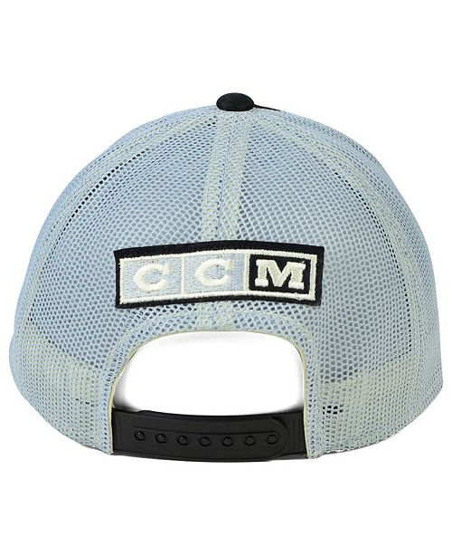 CCM Los Angeles Kings NHL Patched Trucker Cap & Reviews