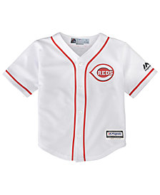 Majestic Toddlers' Cincinnati Reds Replica Jersey