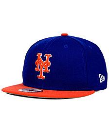 New Era New York Mets 2-Tone 9FIFTY Snapback Cap