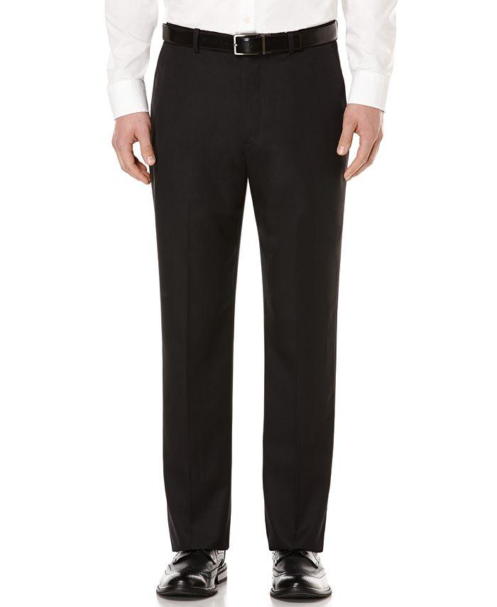 Perry Ellis Portfolio - Straight-Fit Performance Dress Pants