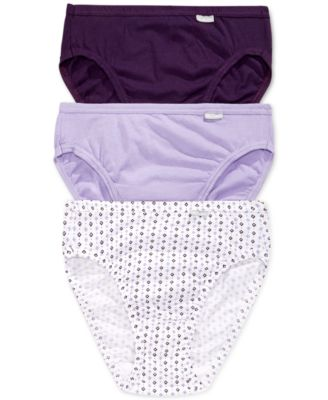 Image of Jockey Elance French Cut Brief 3 Pack 1487