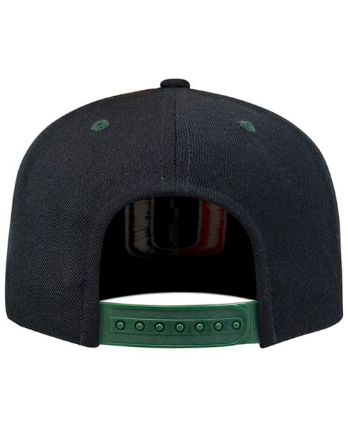 03c4f8a4296e8 Top of the World Miami Hurricanes Snapback Cap - Sports Fan Shop By ...