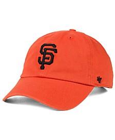 '47 Brand San Francisco Giants Core Clean Up Cap