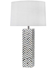 Regina Andrew Design Chevron Table Lamp