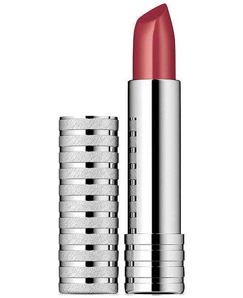 clinique long last lipstick 0 14 oz makeup beauty macy s