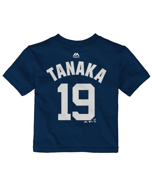 Majestic Babies  Masahiro Tanaka New York Yankees Player T-Shirt ... fa77b456704