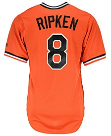 Cal Ripken Jr. Baltimore Orioles Cooperstown Replica Jersey