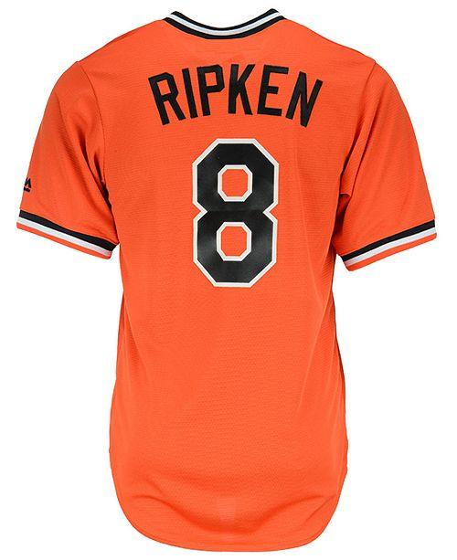 release date: bc3e3 f1e00 Cal Ripken Jr. Baltimore Orioles Cooperstown Replica Jersey