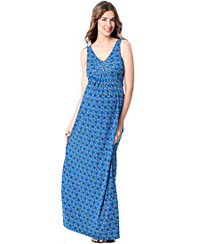 Tart Collections Maternity Printed Maxi Dress
