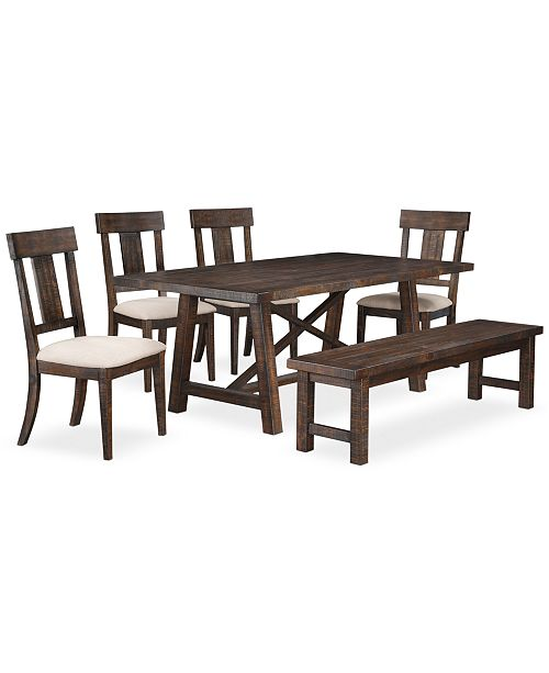 Furniture Ember Dining Room Furniture Collection, Created