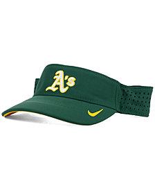 Nike Oakland Athletics Vapor Visor