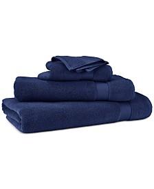 """PRICE BREAK! Lauren Ralph Lauren Wescott 13"""" x 13"""" Wash Towel"""