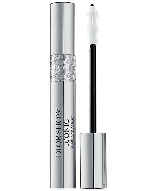 f76e4c9ee37 Dior Diorshow Iconic Waterproof Mascara; Dior Diorshow Iconic Waterproof  Mascara ...