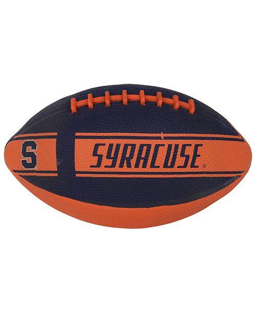 Jarden Sports Kids' Syracuse Orange Hail Mary Football