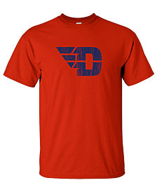 J America Men's Dayton Flyers Big Logo T-Shirt