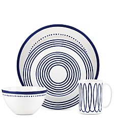 kate spade new york Charlotte Street West 4-Pc. Place Setting