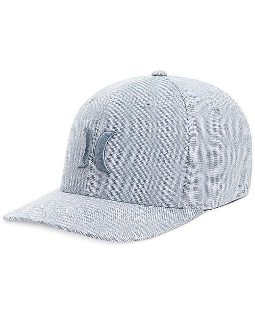 finest selection c2436 8c73b Hurley Men s One and Textures Cap