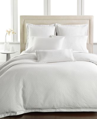 hotel collection diamond matelasse bedding collection created for macyu0027s