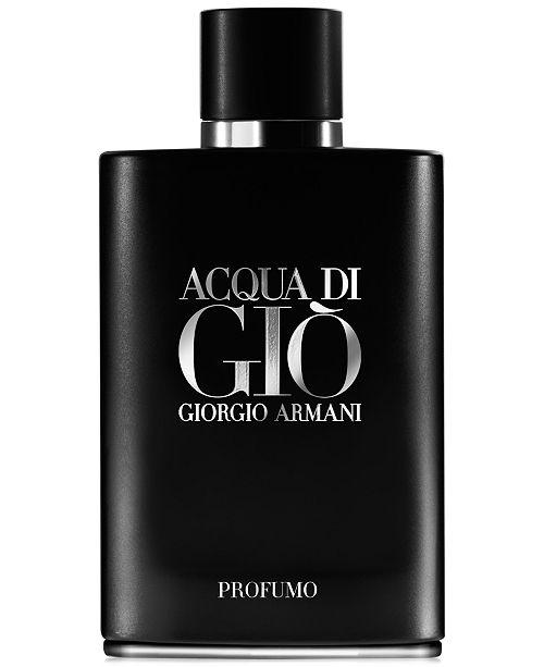 Giorgio Armani Acqua di Gio Profumo, 4.2 oz