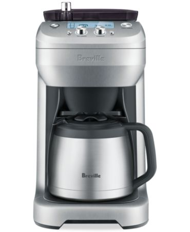 Breville K Cup Coffee Maker Problems : Breville BDC650BSS Grind Control Coffee Maker - Coffee ...