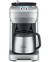 breville coffee maker grind control manual